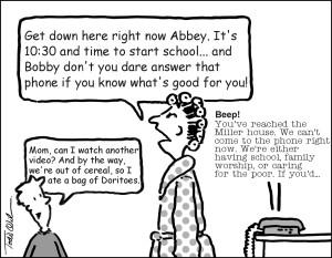 real homeschooler