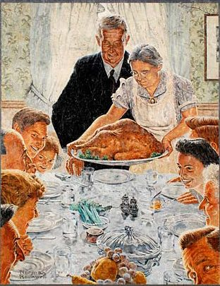 thanksgiving_norman_rockwell